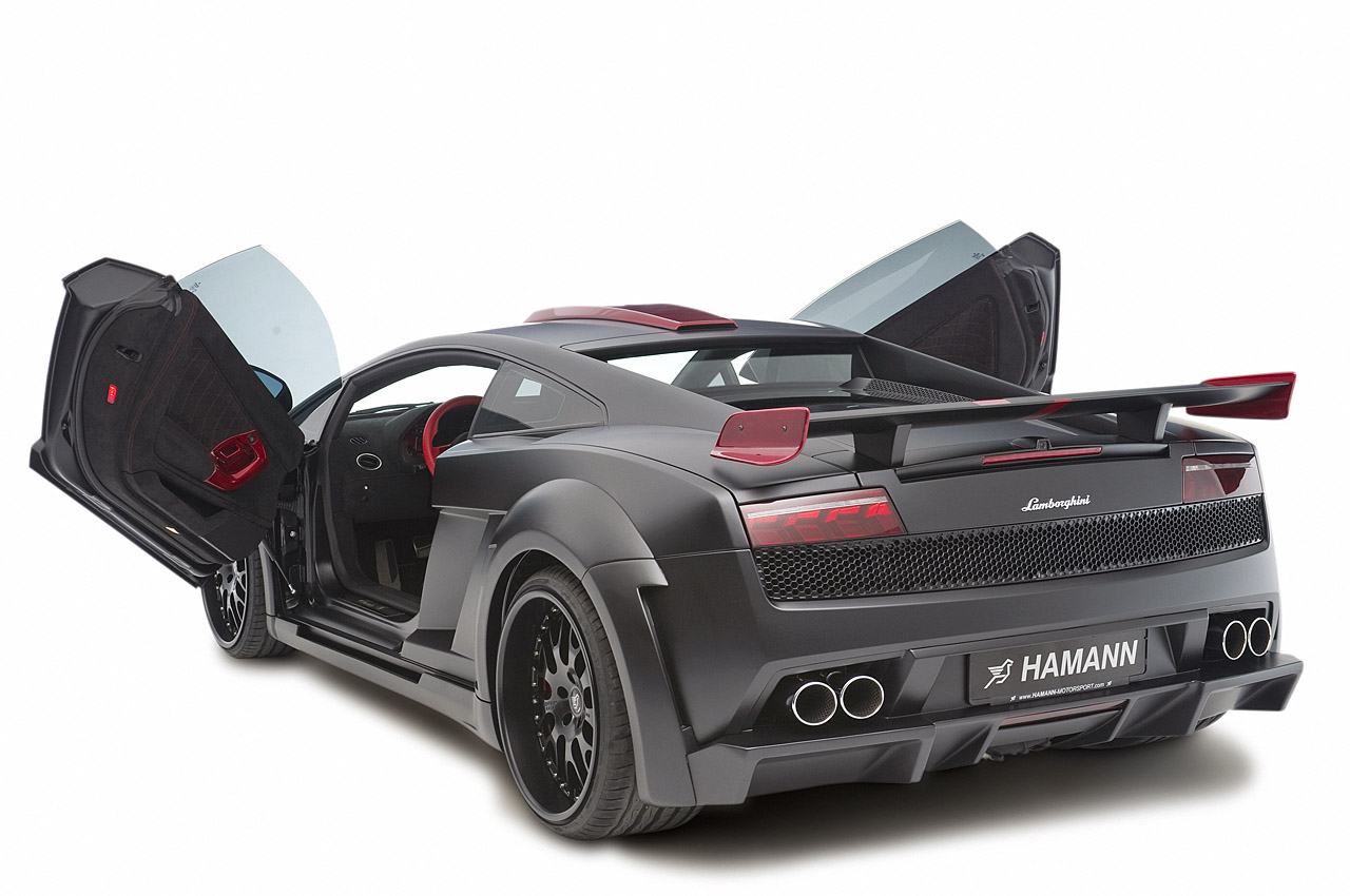 HAMANN VICTORY II NEW CAR DESIGN