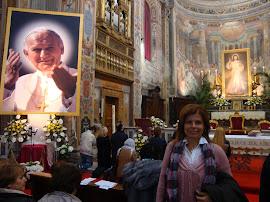 Fiesta de la Divina Misericordia 15 - 04 - 2012.