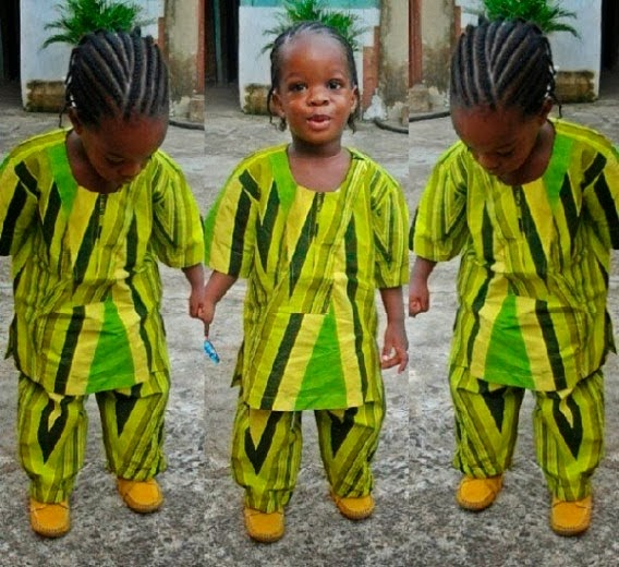SWAG AT 2: Cute Pictures Of Wizkid's Son Boluwatife (LOOK)