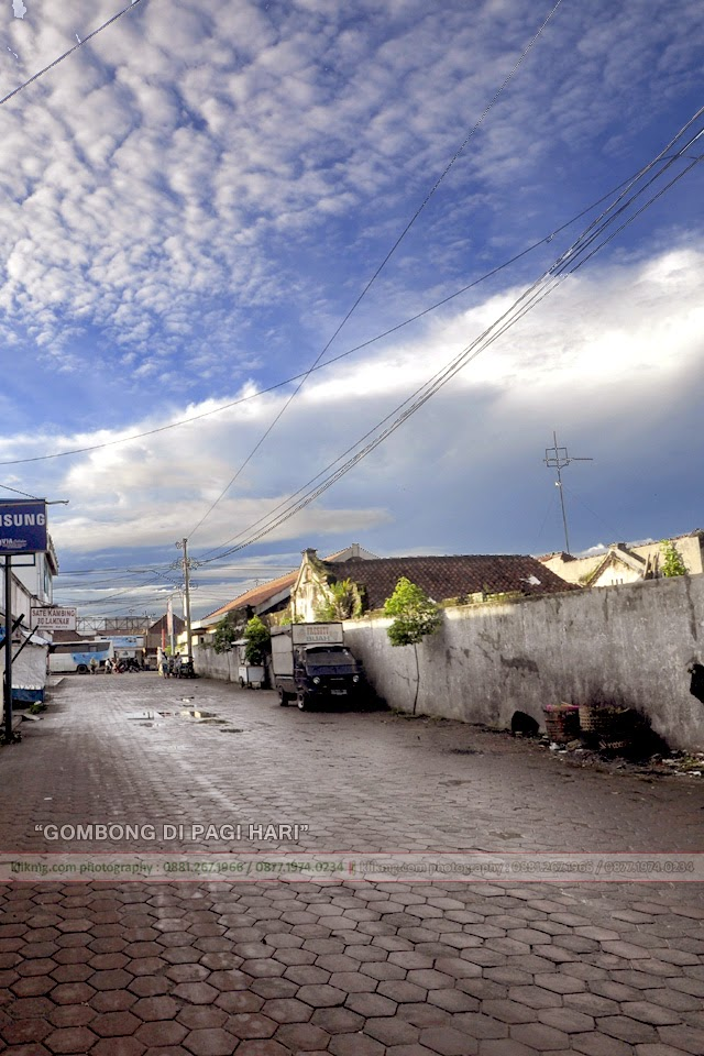 klikmg.com photography :: GOMBONG DI PAGI HARI :: photo oleh : KLIKMG.COM Photography [Photographer Purwokerto / Photographer Banyumas / Photographer Indonesia].
