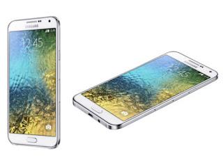 Formater Samsung Galaxy E5