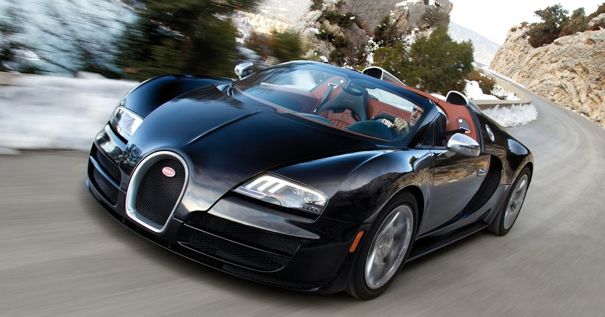 Bugatti Veyron Grand Sport Vitesse | AUTO REVIEW