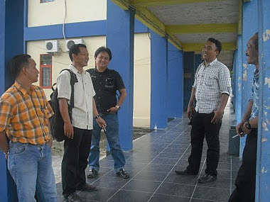 Mahasiswa Magister Teknik Sipil Jurusan Teknik Struktur Angkatan 2010 Universitas Lambung Mangkurat