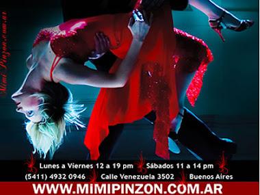 Auspiciantes - Mimi Pinzon