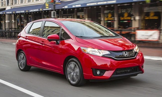 2015 honda fit us pricing announced. Black Bedroom Furniture Sets. Home Design Ideas
