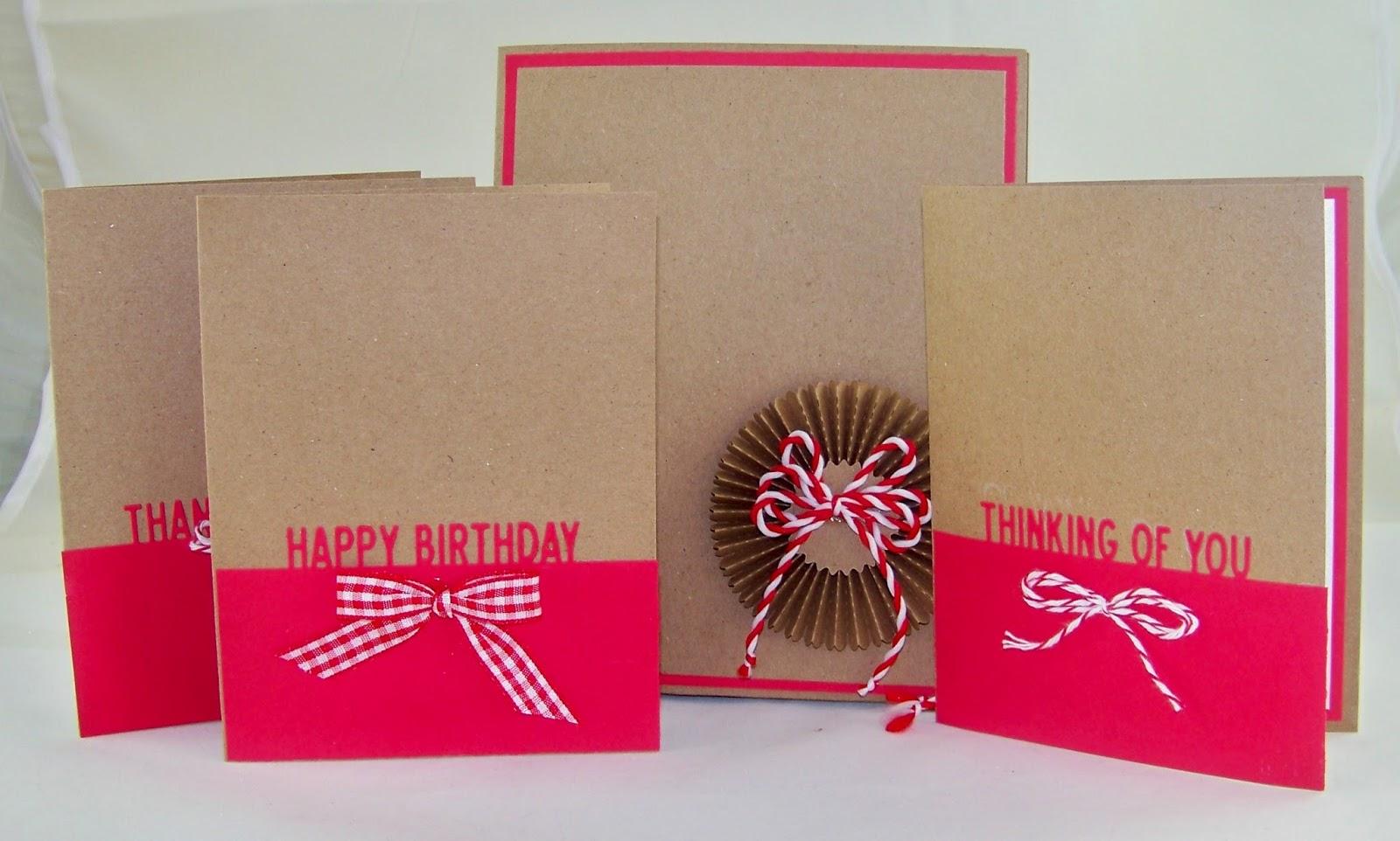 Brown Bag Cards And Portfolio Cutcardstock