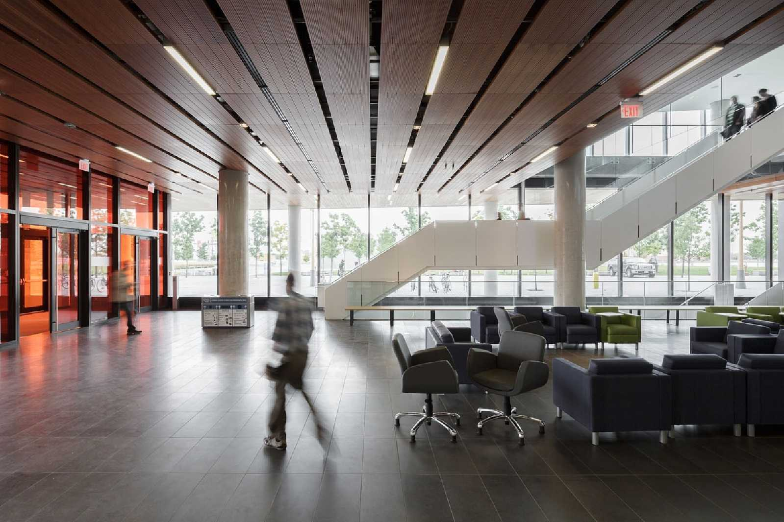 07 George Brown College Waterfront Campus By Stantec KPMB