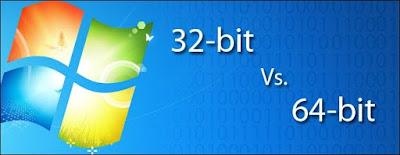 Cara Cek Windows 32 Bit atau 64 Bit Termudah