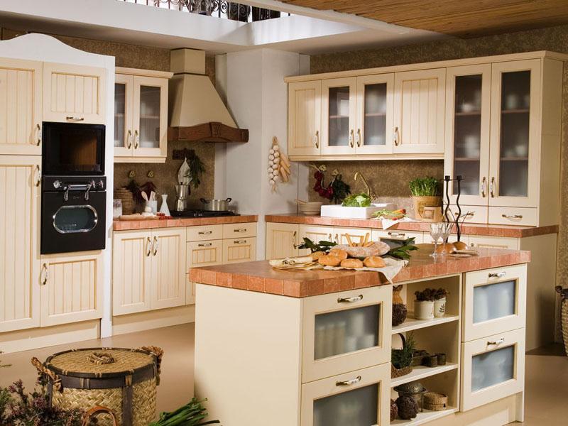 decoración interior casas rusticas: de Cocinas Rusticas Modernas ~ Decoración de Interiores de Casas