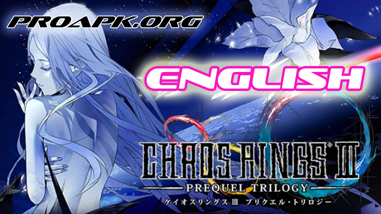 CHAOS RINGS Ⅲ English Gameplay IOS / Android