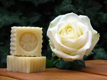 Rose szappan