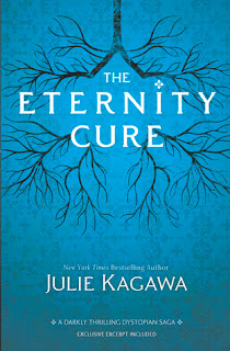 Review:  The Eternity Cure by Julie Kagawa