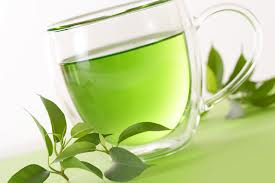 Health benefits of drinking green tea.
