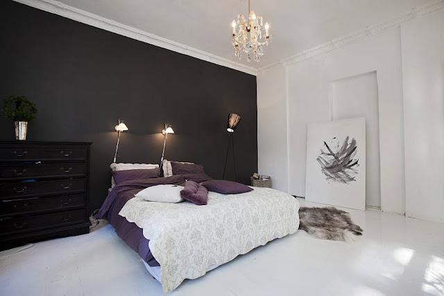 Soverommet hjemme hos trenger ? freshes opp litt.