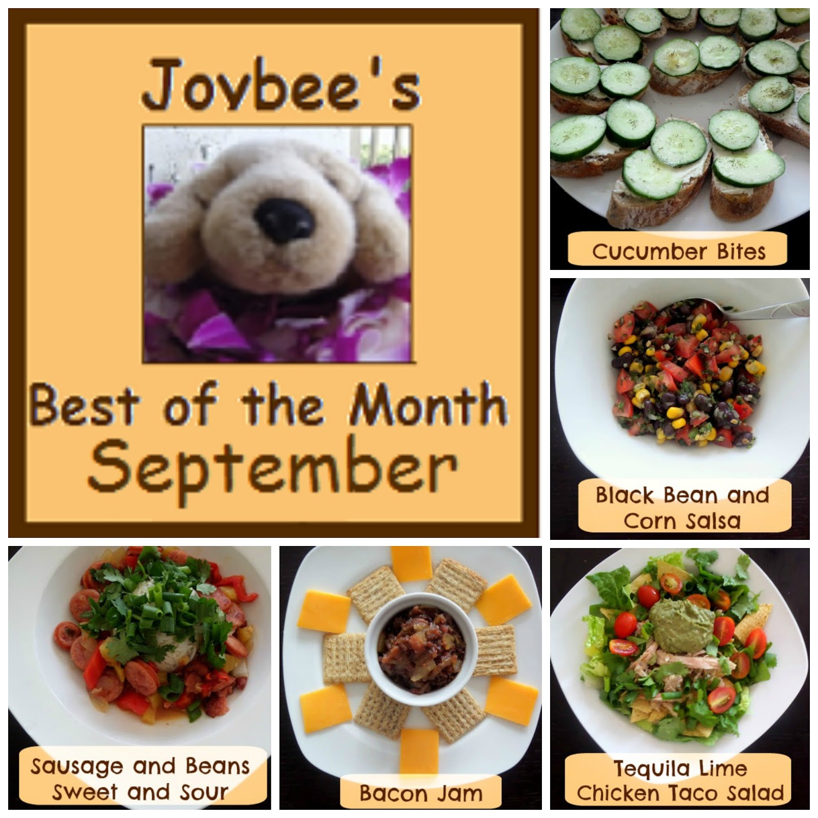 Best of the Month September 2014:  A recap of my most popular posts from September 2014