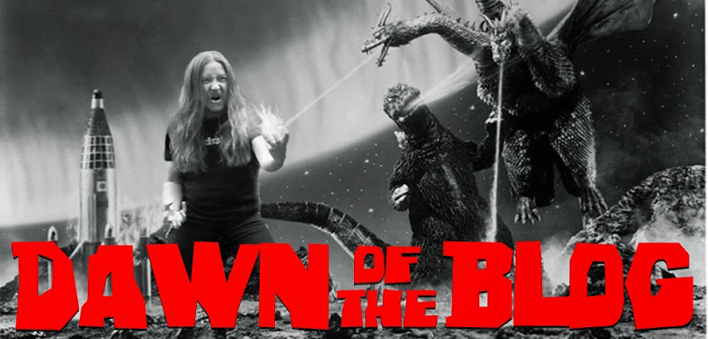 Dawn of the blogg