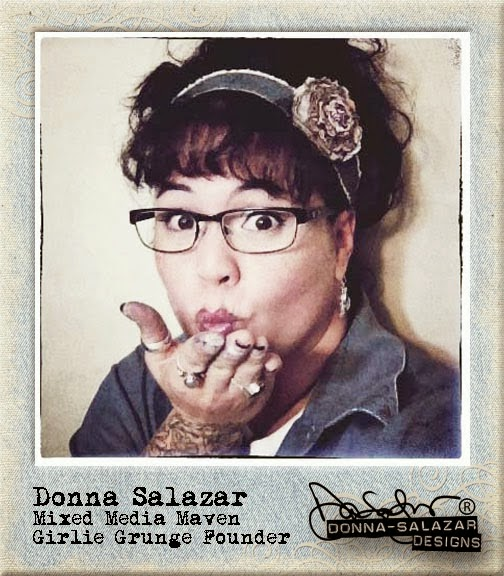 Guest Designer for Donna Salazar