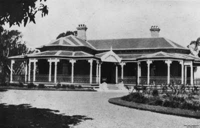 Your brisbane past and present eulalia norman park for Queensland terrace state library