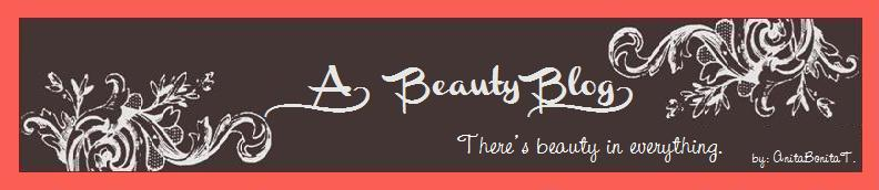 A Beauty Blog.