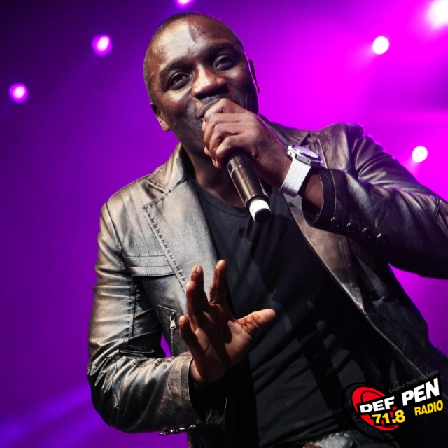 Akon New Photos