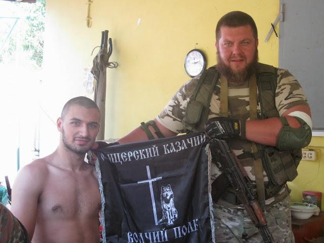 Prejšnje poletje se je odločil za aranžma aktivnih počitnic v Donbasu