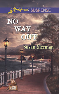 No Way Out by Susan Sleeman