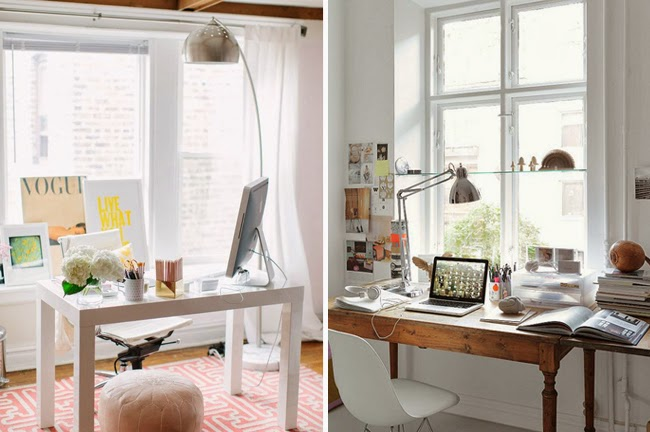 home office design, home inspiration, work space