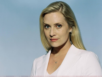 Emily Procter Glamorous Actress Wallpaper