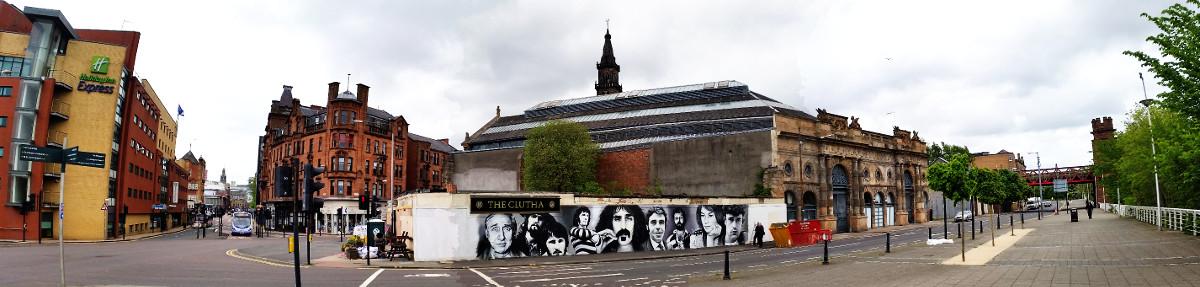 Clutha Bar, Glasgow