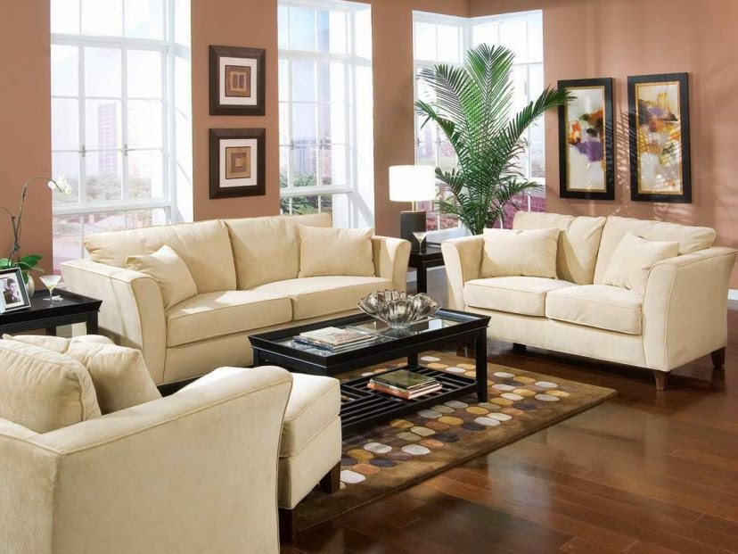 Elegant Small Living Room Decor Idea