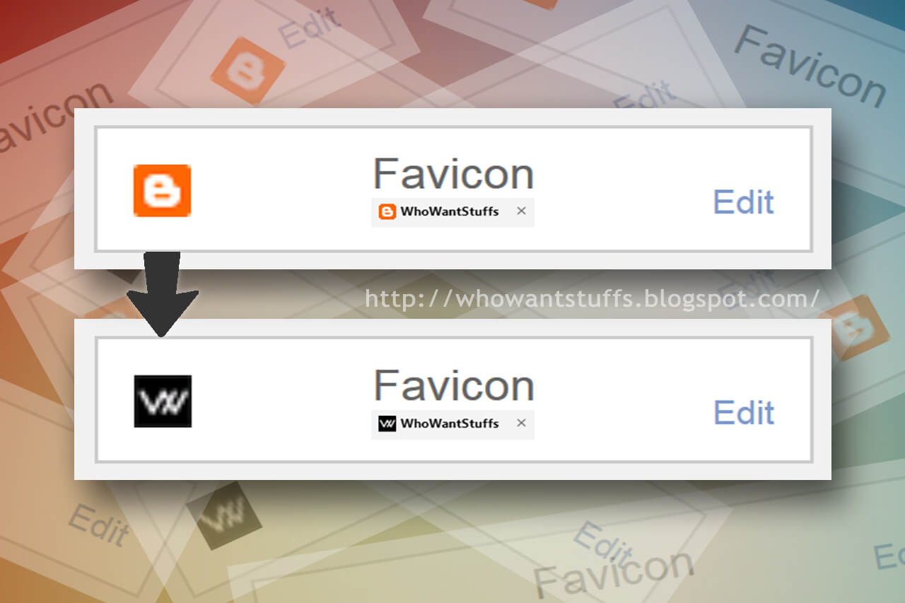 How To Change or Add Favicon On Blogger Blogspot