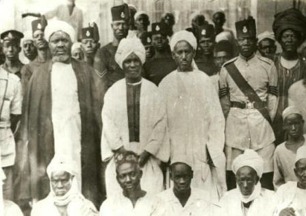 L'Afrique aux Africains - Lettre du Cheikh El-Hâdj Ibrâhîma NIASS adressée à Mgr Marcel Lefebvre