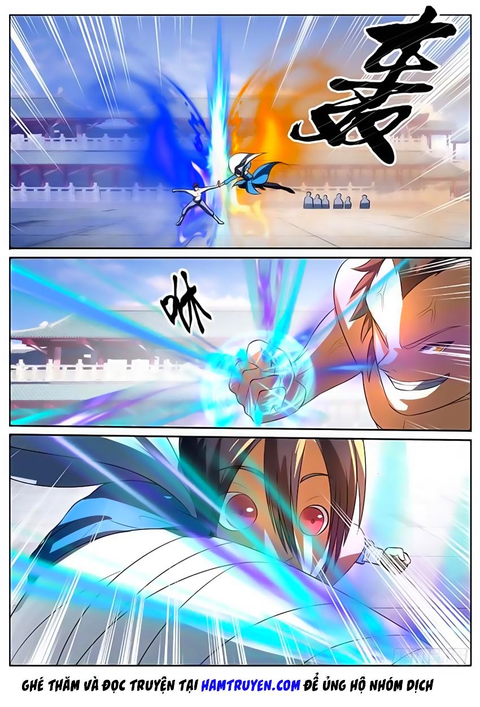 Ngự Thiên Chap 16 Upload bởi Truyentranhmoi.net