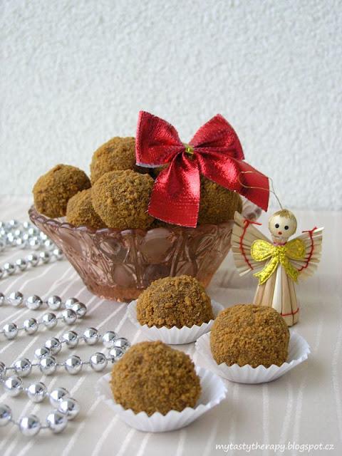 non bake Biscoff balls