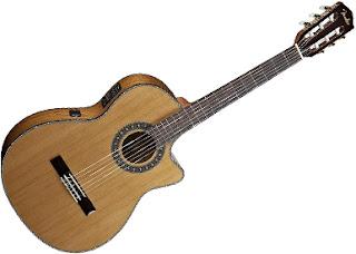 guitarra electroacoustica