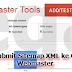 Cara Mendaftarkan Sitemap XML Blogger ke Google Webmaster