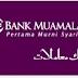 Lowongan Kerja Bank Terbaru di PT Bank Muamalat Indonesia Tbk Sebagai Teller dan Customer Service Untuk Lulusan Minimal D3 Segala Jurusan