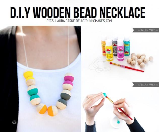 Lindos collares de moda | Increibles ideas Bricolaje