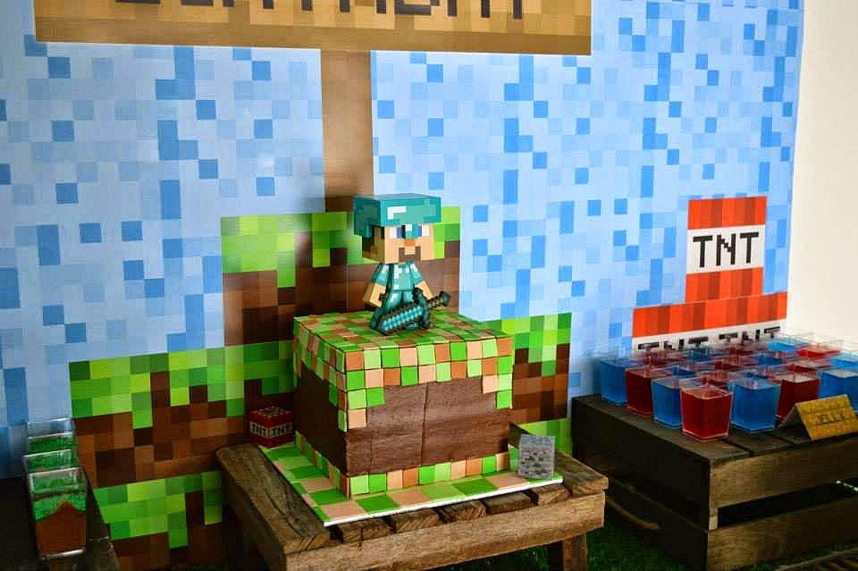 minecraft-party
