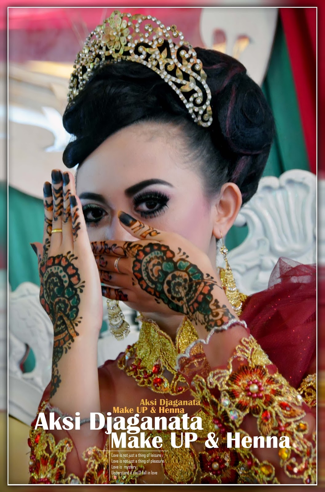 Dokumentasi Photo Make UP Amp Henna