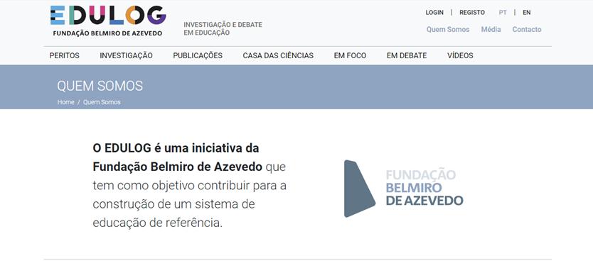 EDULOG - Fundação Belmiro de Azevedo