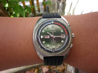 FOR SALE JAM VINTAGE DIAMETER BESAR :