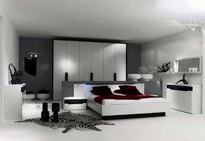 Minimalist Bedroom Design Picture