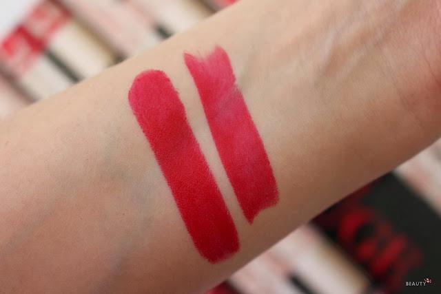 Lolita Lempicka Mon Rouge lipstick