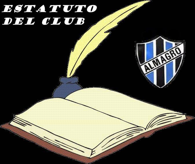 ESTATUTO CLUB ALMAGRO
