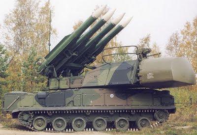 Venezuela sistema de defensa anti aérea Buk-M2