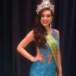 Miss São Paulo Latina e Miss Brasil Latina 2017