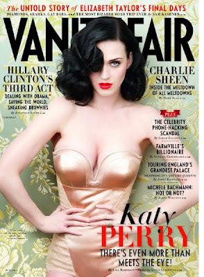 Katy Perry Vanity Fair Magazine Pictures