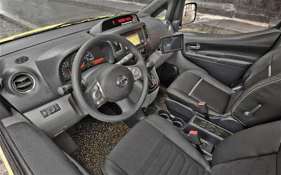2014 Nissan NV200 Taxi Edition Interior