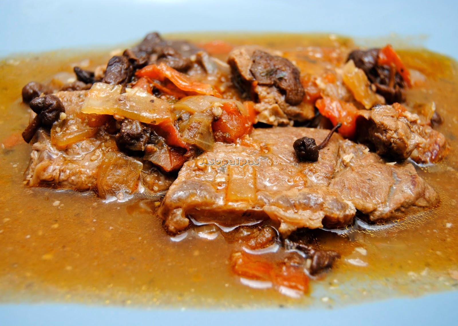 Fricand receta asopaipas recetas de cocina casera for Recetas cocina casera